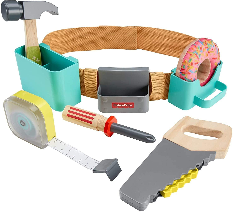 Fisher-Price DIY Belt Oakland Mall half Tool