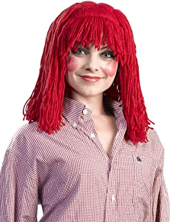 yarn wigs for adults
