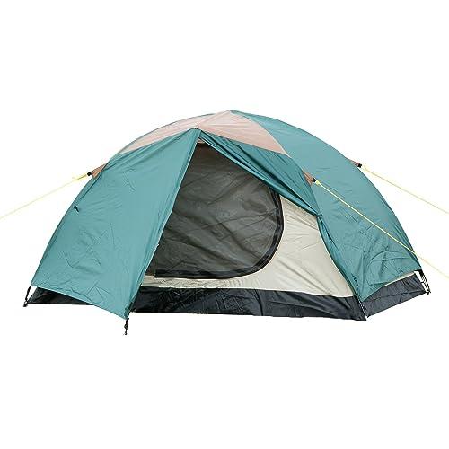 BUNDOK(バンドック) ツーリング テント BDK-17 グリーン 収納ケース付 ドーム型 【1~2人用】