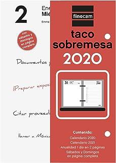 Calendario Zaragozano 2020.Amazon Es Calendario Sobremesa