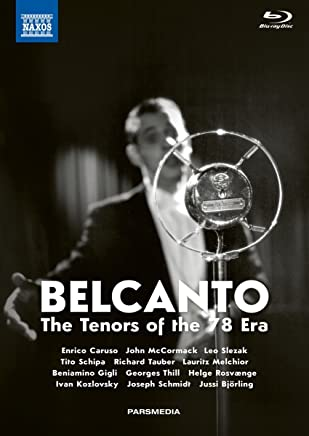 Belcanto-The Tenors of the 78 Era
