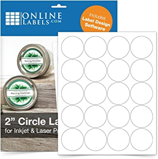 Best round label sheets Reviews