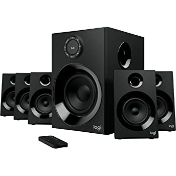 Z606 5.1 Surround Sound Speaker System with Bluetooth