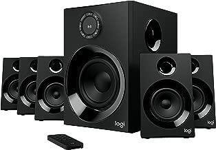 Logitech Z606 5.1 Surround Sound Speaker System with Bluetooth