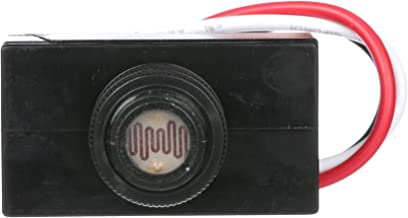 Woods 59408WD Outdoor Hard-Wired Post Eye Light Control with Photocell Light Sensor