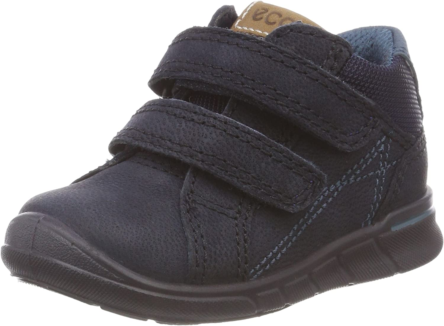 ECCO Mens First 2 Strap Sneakers