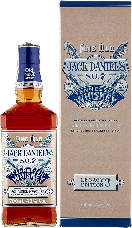 351 opinioni per Jack Daniel's Old no. 7 Legacy Edition 3 – La terza edizione limitata della