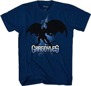 Disney Gargoyles Goliath Bolt Shadow Officially Licensed Adult T Shirt