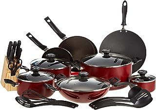 Prestige 25Pc Non Stick Cookware Set + FREE Prestige Rice Cooker PR81595