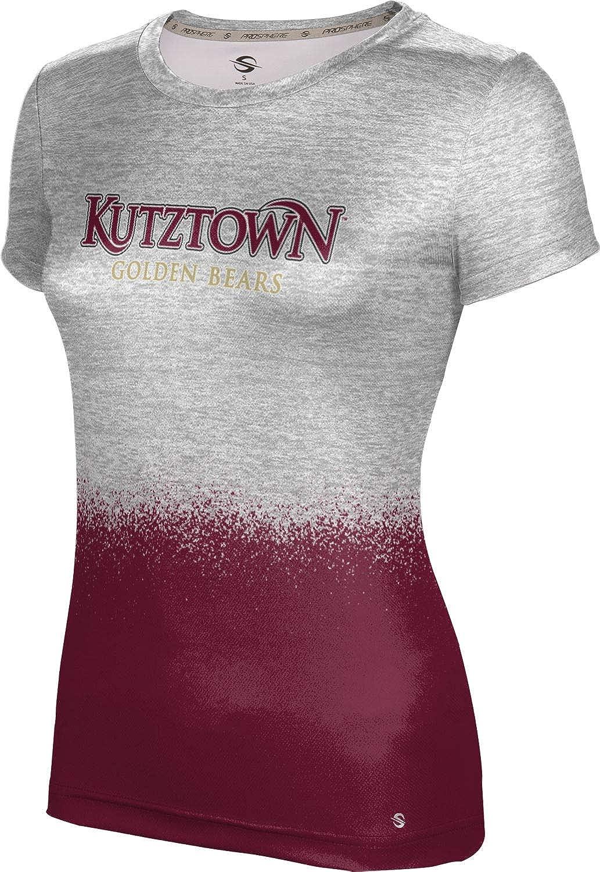 ProSphere Kutztown University Girls' Performance T-Shirt (Spray Over)