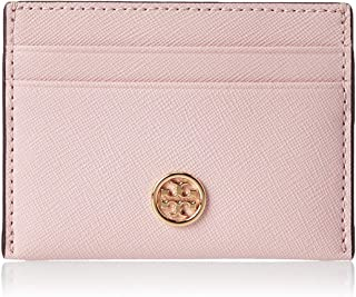 Tory Burch 54886-652 Womens Wallets, Card Cases & Money Organizers Pink (Shell Pink)
