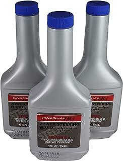 Honda 08206-9002PE Power Steering Fluid Pack of 3
