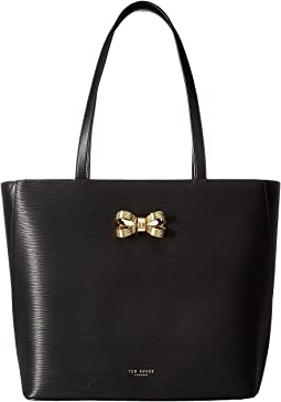 Ted Baker - Looped Bow Leather Shopper