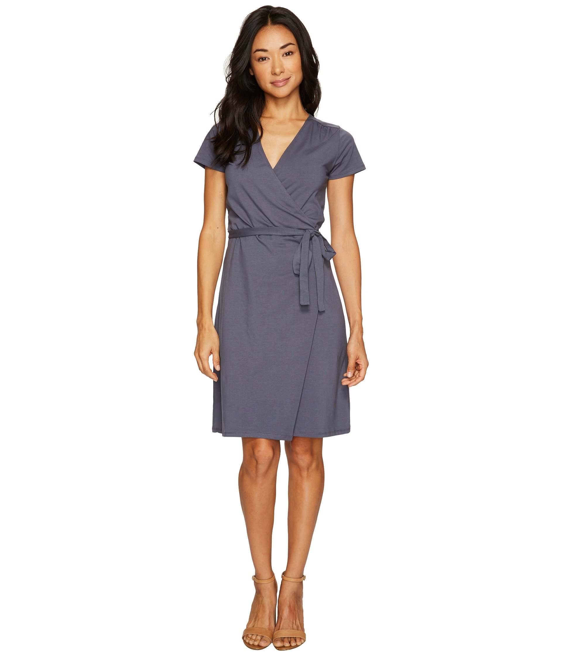Pact Wrap Dress At Zappos Com