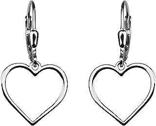 /Orecchini Donna a Cerchio Basic semplice piccolo 925/in argento Sterling con zirconi Scatola Regalo/ Sofia Milani/ /20456