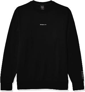 Oakley Men's Evolution Patch Crewneck Sweatshirt