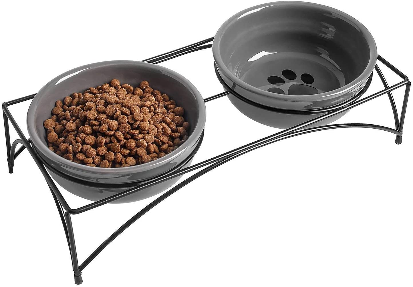 Y sale YHY Japan's largest assortment Cat Food Bowls Water Raised Elevated Bo Pet