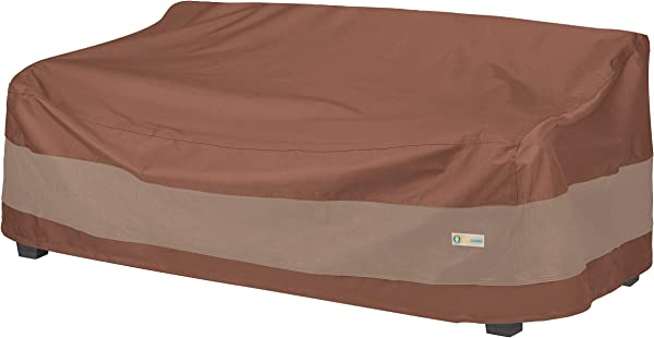 Duck Covers Ultimate Patio Sofa Cover 87 Inch