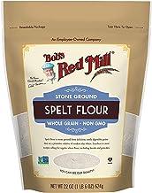 Bob's Red Mill Spelt Flour (22 Ounce, Pack of 1)
