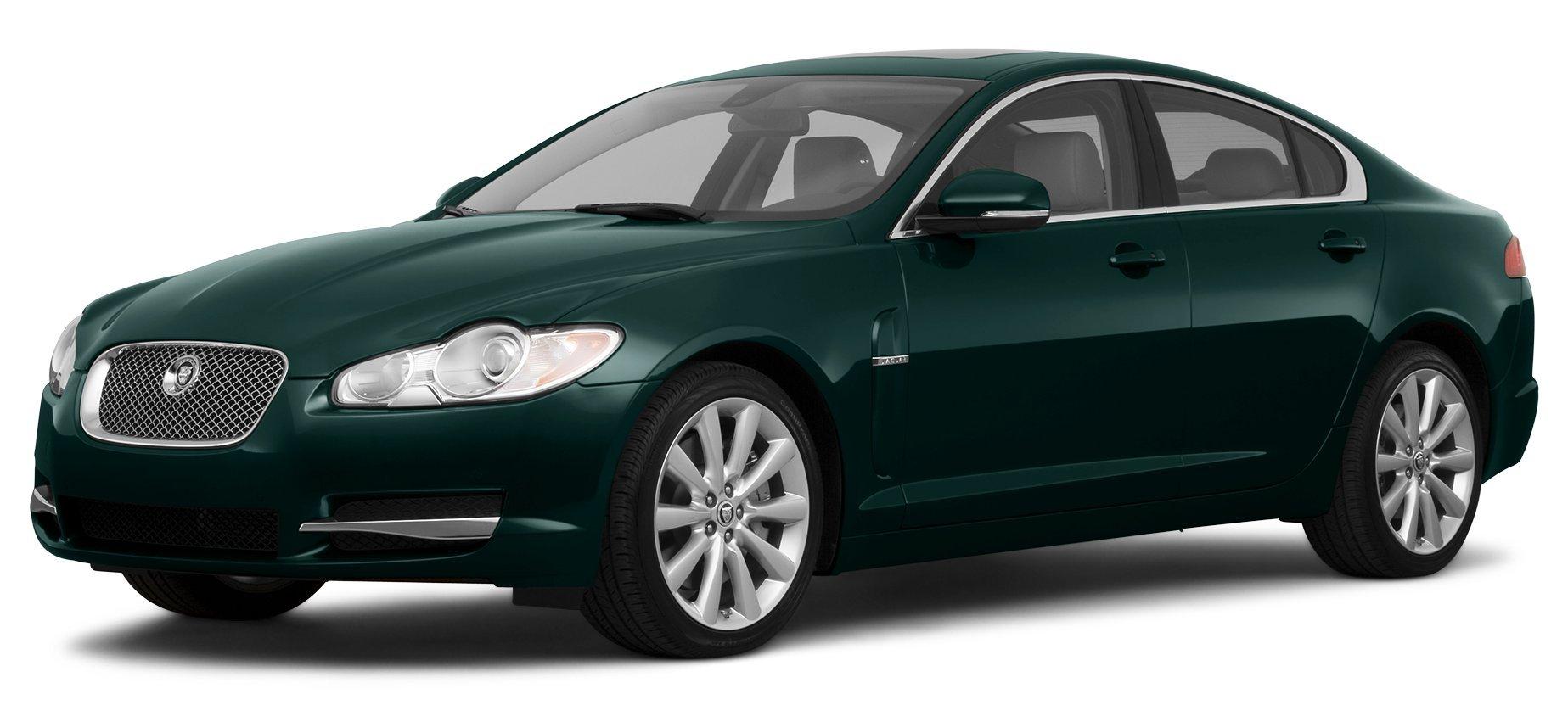 Amazon.com: 2010 Jaguar XF Luxury Reviews, Images, and ...