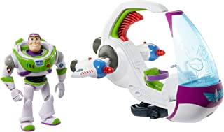 Disney and Pixar Toy Story Galaxy Explorer Spacecraft Toy Vehicle for 4 Year Olds & Up GNJ48