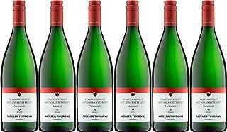 Staatsweingut mit Johannitergut Pfalz Müller-Thurgau Qualitätswein 2020 Trocken 6 x 1.0 l