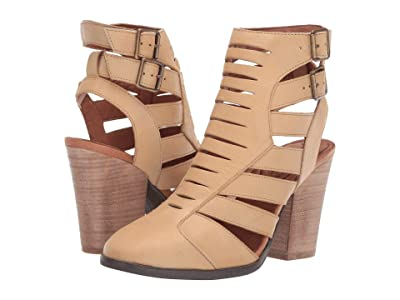 Free People Hayes Heel Boot (Natural) Women