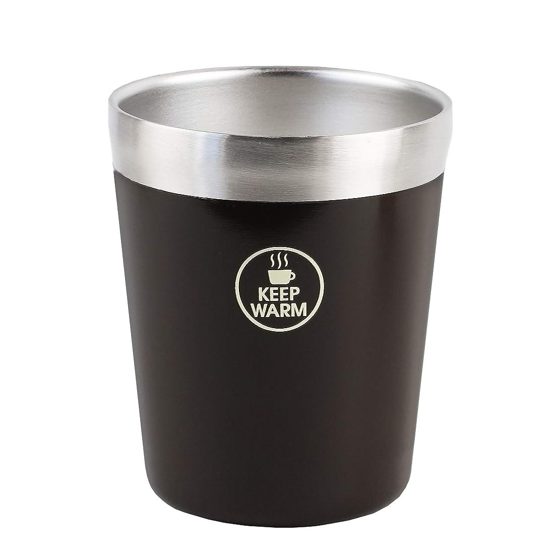 やりすぎうそつき優れたパール金属 真空 コンビニ カップ レギュラー ステンレス ブラウン HB-1337
