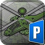Black Hawk Apache Chopper PRO - RC Control Helicopter Flight, Land, Parking Simulator