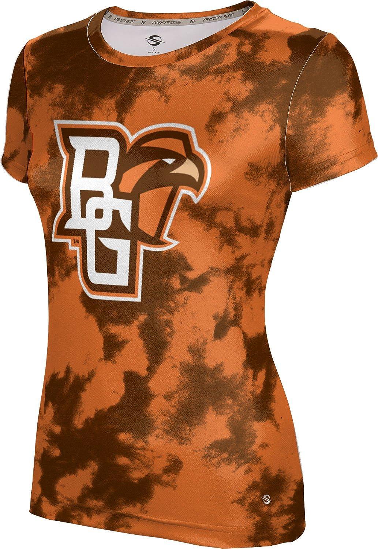 ProSphere Bowling Green State University Girls' Performance T-Shirt (Grunge)