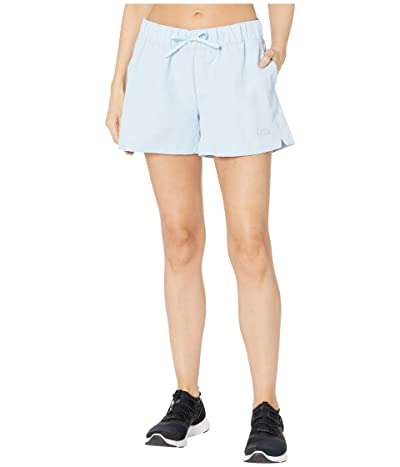 The North Face Class V Shorts (Angel Falls Blue) Women