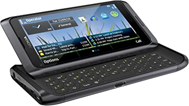Nokia E7-00 Unlocked Touchscreen and QWERTY GSM Phone with Easy E-mail Setup, GPS Navigation, 8 MP Camera --Dark Grey