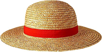 Abysmile One Piece Luffy Adult Straw Hat