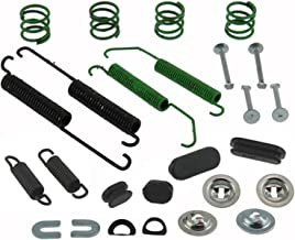 ACDelco 18K1774 Professional Rear Drum Brake Shoe Adjuster and Return Spring Kit