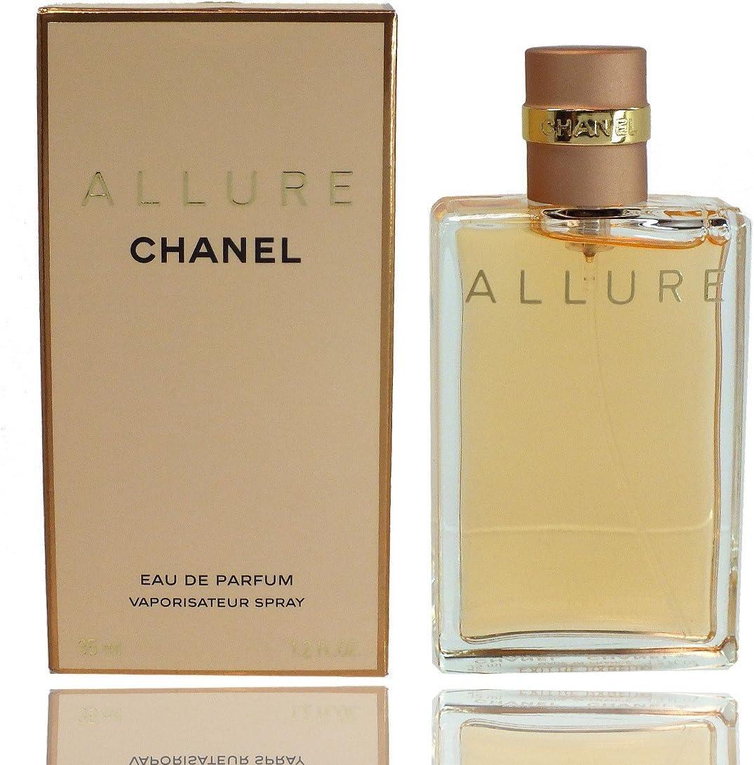 Chanel Allure Eau De Parfum Vaporisateur 100 ml