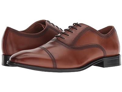 Steve Madden Mantra (Tan Leather) Men