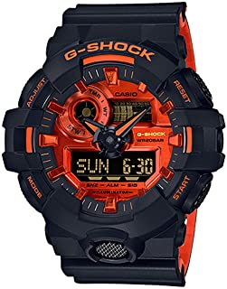 Casio GA700BR-1A G-Shock Men's Watch Black 57.553.418.4mmmm Resin