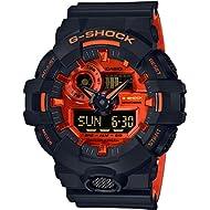 G-Shock Mens GA-700BR-1ACR