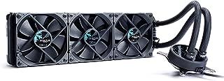 Fractal Design Celsius S36 Blackout 一体型水冷CPUクーラー120mm ファン x 3基 HS1321 FD-WCU-CELSIUS-S36-BKO
