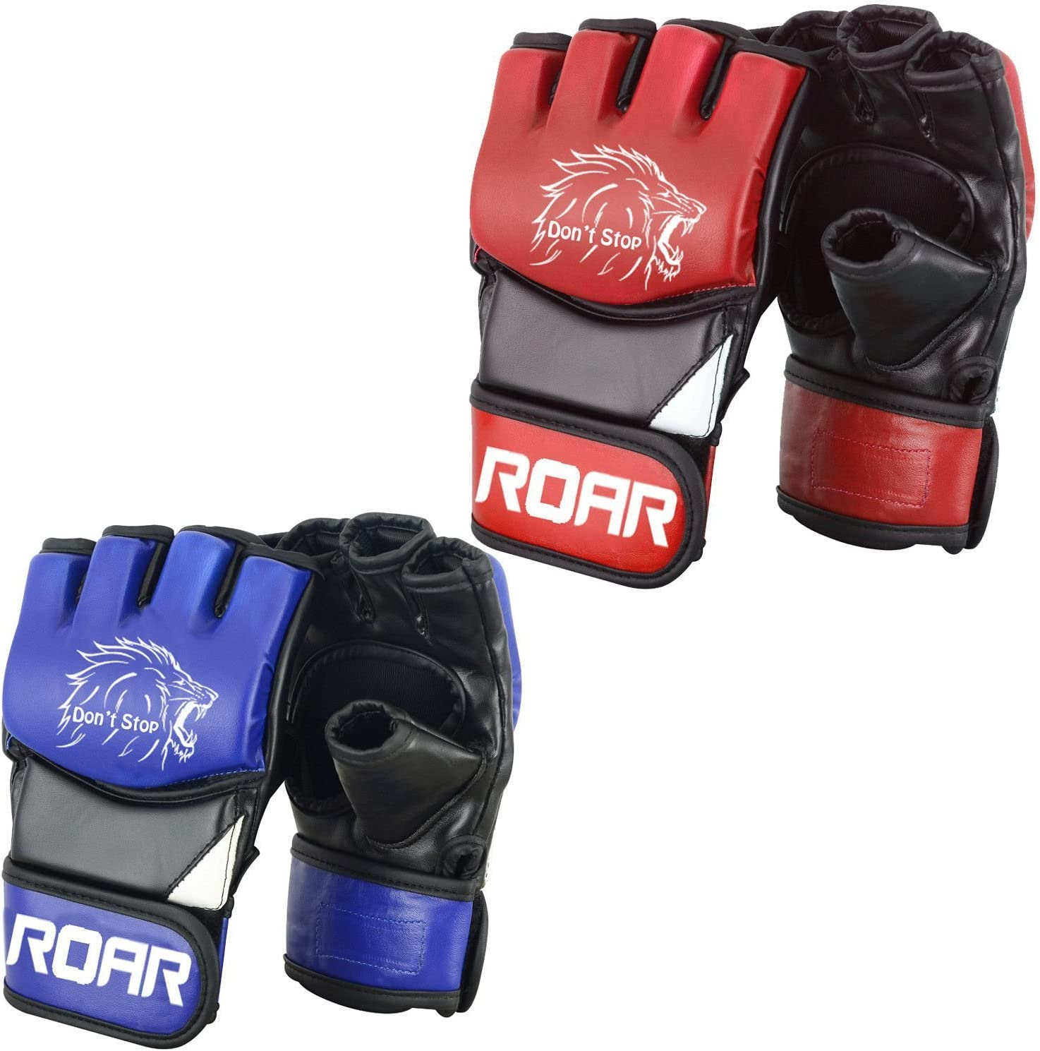 Roar MMA Grappling Easy-to-use Gloves Training Cage Fight UFC Bag Punching G 4 years warranty