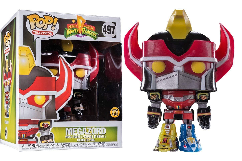 Lord Zedd Vinyl Figure Includes Pop Box Protector Case TV: Mighty Morphin Power Rangers Funko Pop