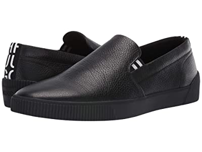 BOSS Hugo Boss Zero Slip-On by HUGO (Black) Men