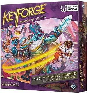 La Llamada de los Arcontes Fantasy Flight Games Keyforge Espa/ñol KF02ES