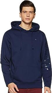 Duke Men's Fleece Sweatshirt (MTLF132L.NavyM_L.Navy_M)