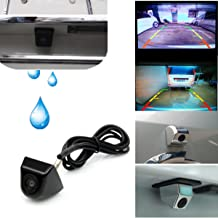 CHAMPLED Car Rear View Night Camera Reverse Backup Parking Camera Waterproof Ford Chrysler Chevy Chevrolet Dodge Cadillac Jeep GMC Pontiac Hummer Lincoln Buick