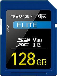 Team SDカード 128GB UHS-I U3 V30 4k動画対応 読込最大95MB/s 日本国内10年保証 正規品
