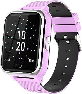 Kids Smart Watch with Dual Camera 17 Games Alarm Clock...