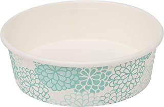 Glad for Pets Disposable Feeding Bowls | Small and Large Dog Bowls | Available in Multiple Patterns