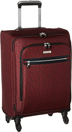 "CK-620 Signature Softside 19"" Upright Suitcase"