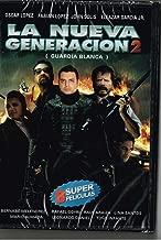 LA NUEVA GENERACION 2 & EL PROFUGO & EL HIJO DE JUAN CHARRASQUEADO & COMO PERROS CON RABIA & CALIBRE 380 & VUELVE LA DINASTIA DE LOS PEREZ & TIRANDO A MATAR & EL REGRESO DE LA MUERTE (8 PELICULAS).